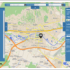 Cestovna interaktivna karta