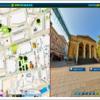 Sarajevo  - interaktivna karta